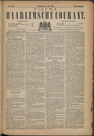 Nieuwe Haarlemsche Courant 1893-06-28