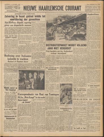 Nieuwe Haarlemsche Courant 1947-10-04