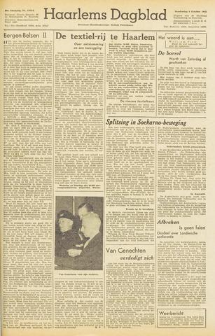 Haarlem's Dagblad 1945-10-04