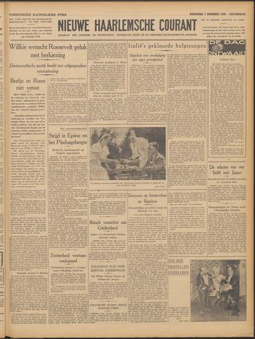 Nieuwe Haarlemsche Courant 1940-11-07