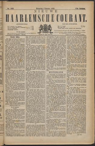 Nieuwe Haarlemsche Courant 1892-10-05