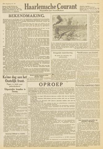Haarlemsche Courant 1943-06-02