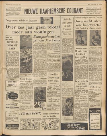 Nieuwe Haarlemsche Courant 1964-10-22