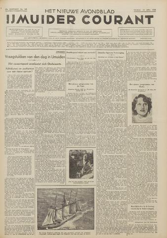 IJmuider Courant 1938-04-22