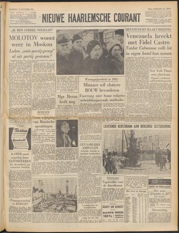 Nieuwe Haarlemsche Courant 1961-11-13