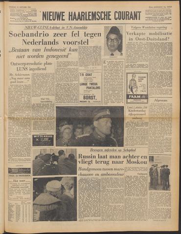 Nieuwe Haarlemsche Courant 1961-10-10