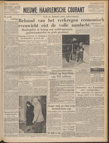 Nieuwe Haarlemsche Courant 1953-09-15