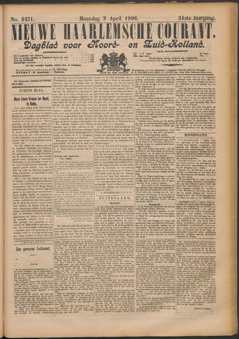 Nieuwe Haarlemsche Courant 1906-04-09