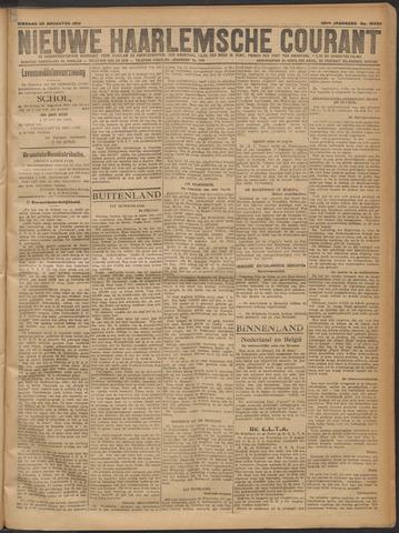 Nieuwe Haarlemsche Courant 1919-08-26