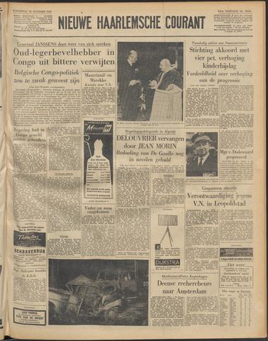 Nieuwe Haarlemsche Courant 1960-11-24