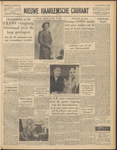 Nieuwe Haarlemsche Courant 1957-01-30