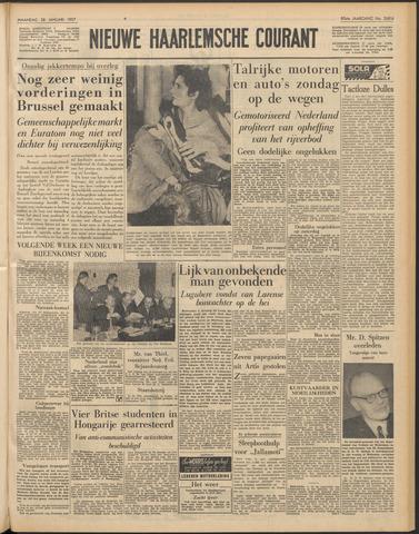 Nieuwe Haarlemsche Courant 1957-01-28