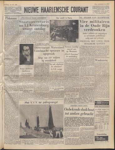 Nieuwe Haarlemsche Courant 1958-05-24
