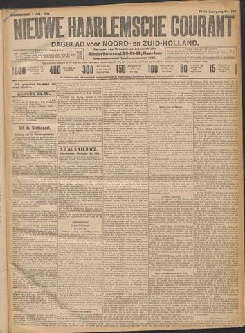 Nieuwe Haarlemsche Courant 1912-07-04