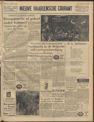 Nieuwe Haarlemsche Courant 1960-12-24