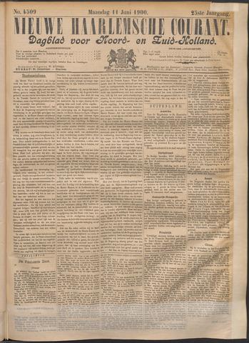 Nieuwe Haarlemsche Courant 1900-06-11