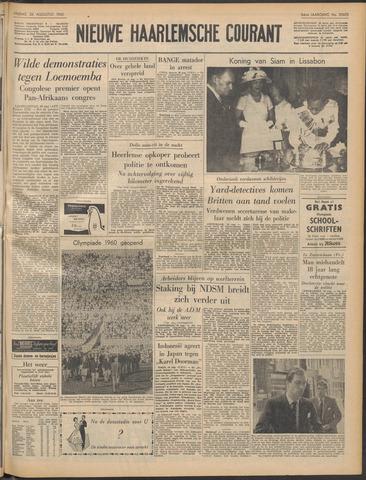 Nieuwe Haarlemsche Courant 1960-08-26