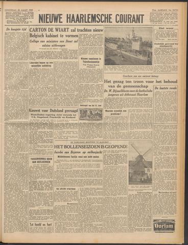 Nieuwe Haarlemsche Courant 1950-03-23