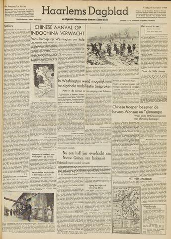 Haarlem's Dagblad 1950-12-08