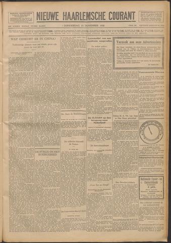 Nieuwe Haarlemsche Courant 1928-11-15