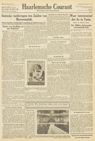 Haarlemsche Courant 1943-02-20