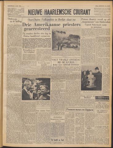 Nieuwe Haarlemsche Courant 1952-07-03