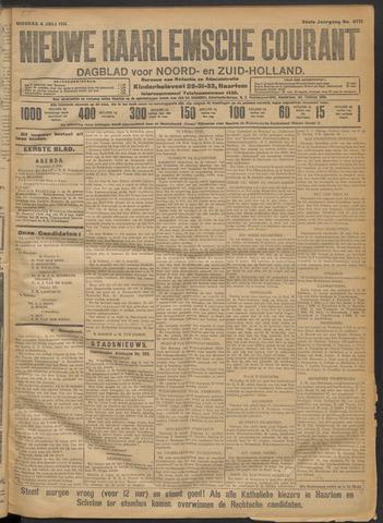 Nieuwe Haarlemsche Courant 1911-07-04