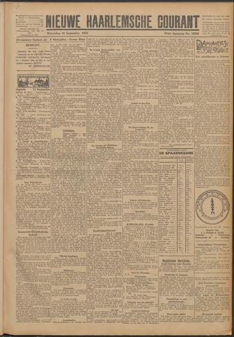 Nieuwe Haarlemsche Courant 1924-09-10