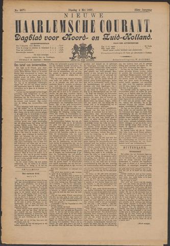 Nieuwe Haarlemsche Courant 1897-05-04