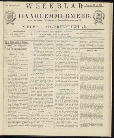 Weekblad van Haarlemmermeer 1886-07-31