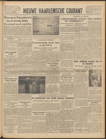 Nieuwe Haarlemsche Courant 1950-05-22
