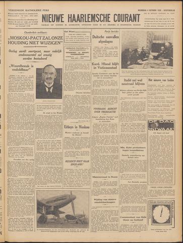 Nieuwe Haarlemsche Courant 1939-10-04