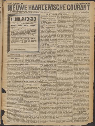 Nieuwe Haarlemsche Courant 1919-12-30