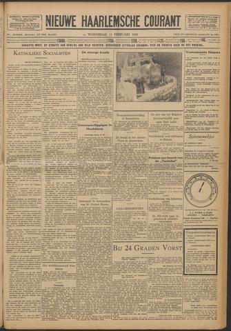 Nieuwe Haarlemsche Courant 1929-02-13