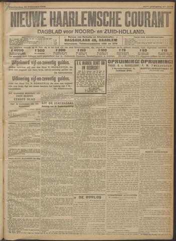 Nieuwe Haarlemsche Courant 1916-02-10