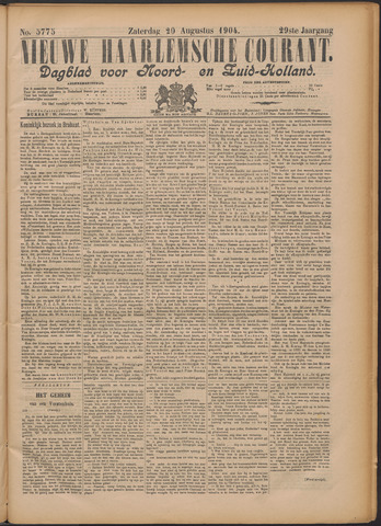 Nieuwe Haarlemsche Courant 1904-08-20