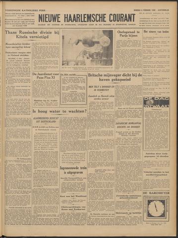 Nieuwe Haarlemsche Courant 1940-02-06