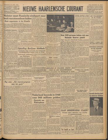 Nieuwe Haarlemsche Courant 1949-04-20