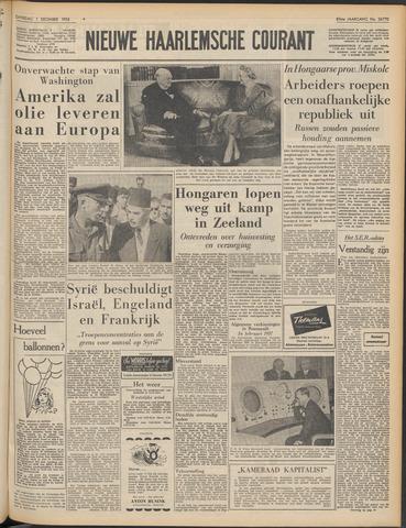 Nieuwe Haarlemsche Courant 1956-12-01