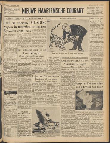 Nieuwe Haarlemsche Courant 1959-12-09
