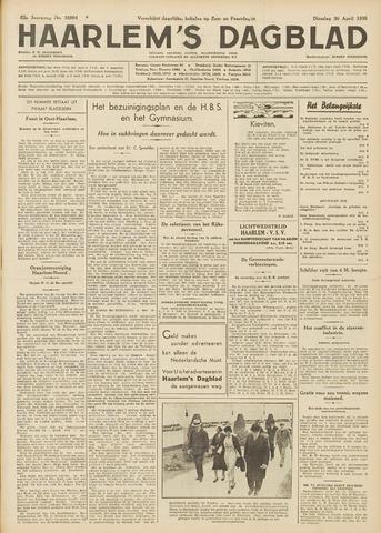 Haarlem's Dagblad 1935-04-30