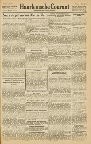 Haarlemsche Courant 1945-02-02