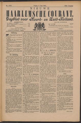 Nieuwe Haarlemsche Courant 1897-06-11