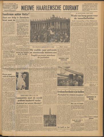Nieuwe Haarlemsche Courant 1948-09-17