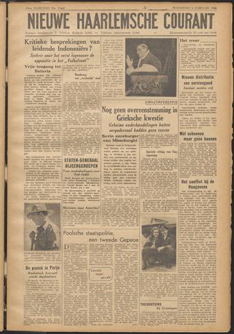 Nieuwe Haarlemsche Courant 1946-02-06