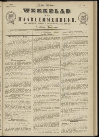 Weekblad van Haarlemmermeer 1877-03-30