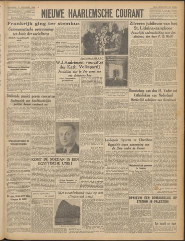 Nieuwe Haarlemsche Courant 1946-11-11
