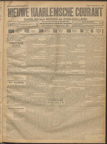Nieuwe Haarlemsche Courant 1911-08-26