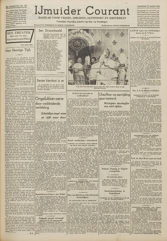IJmuider Courant 1939-03-13