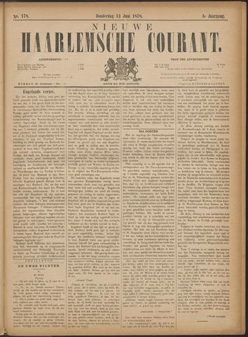 Nieuwe Haarlemsche Courant 1878-06-13